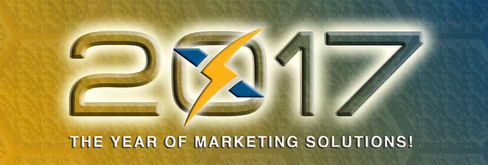 2017 — The Year of Marketing Solutions!