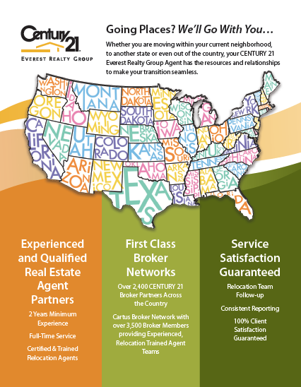 Century 21 Flyer Designed by EXPAND