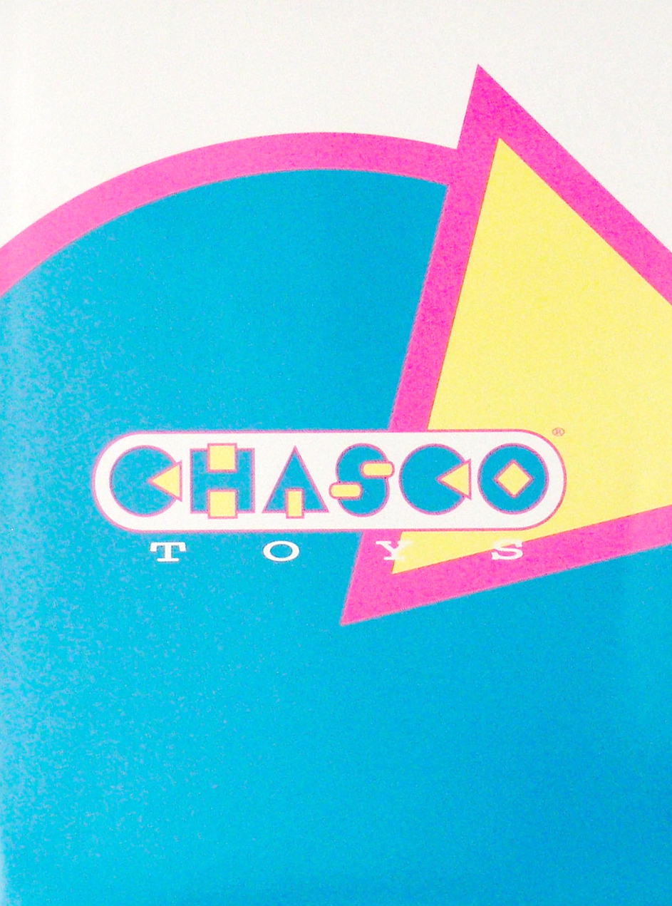 Chasco Logo and Kit Designed by EXPAND