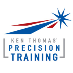 Precision Training Logo Designed by EXPAND