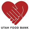 Utah Food Bank Logo Designed by EXPAND